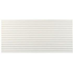 Amostra - New-Wall 0.30 x 0.30m  beadboardwhite