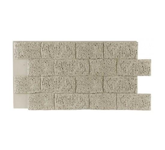 Amostra  New Wall 0.30 x 0.30m garden stone