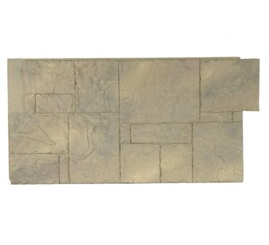 AMOSTRA - NEW-WALL 0.30 X 0.30M  HAND CUT BLOCK NAT GRAY