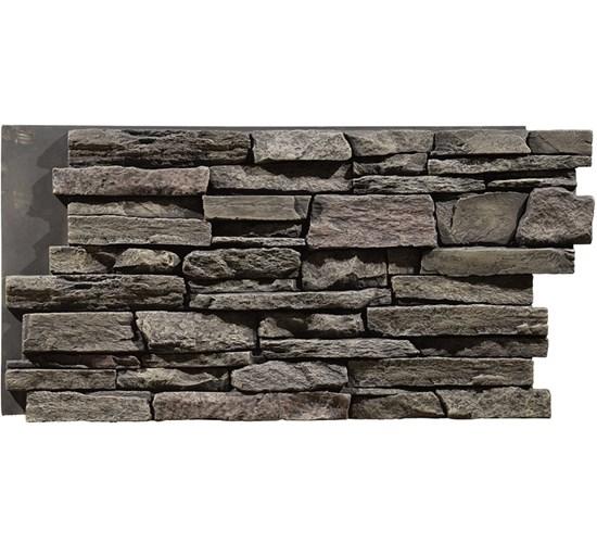 Amostra - New-Wall 0.30 X 0.30M Ledgest Slect Gray