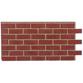 Amostra New-wall 0.30 x 0.30m  rustic brick sample