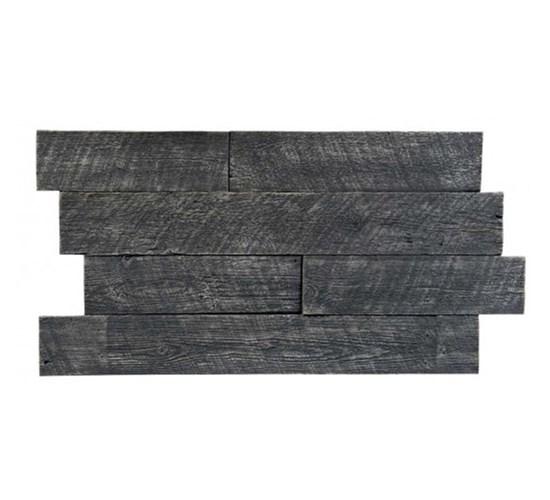 Amostra New-Wall 0.30X0.30M Rustic Barnwood Sample Gray