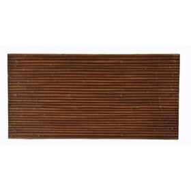 Amostra Painel New Wall Bamboo 30x30cm - Bronzed