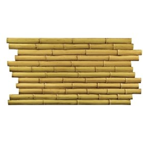 Amostra Painel New Wall Bamboo Large 30x30cm - Weteread