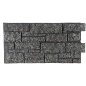 Amostra Painel New Wall Cut Granite 30x30cm - Gray