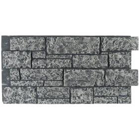 Amostra Painel New Wall Cut Granite 30x30cm - Light Gray