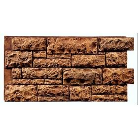 Amostra Painel New Wall Cut Granite 30x30cm - Tan