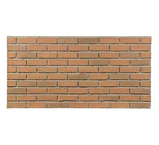Amostra Painel New Wall Historic Brick 30x30cm Burnt Orange