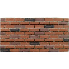Amostra Painel New Wall Historic Brick 30x30cm Orld World