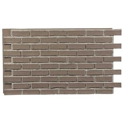 Amostra Painel New Wall Rustic Brick Burnt 30x30cm - Tan