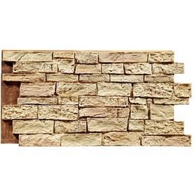 Amostra Painel New Wall Stonewall Standard 30x30cm - Light Tan
