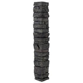 Coluna Pu New Wall 0,6X0,25M LedGest Select  Gray