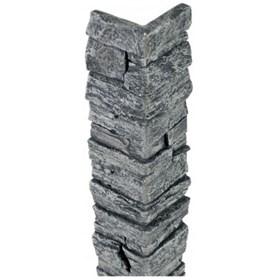 Coluna Pu New Wall 0,6X0,25M LedGest Select  L. Gray