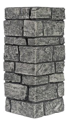 Coluna Pu New Wall 0,6X0,25M StoneWall L Gray Arch