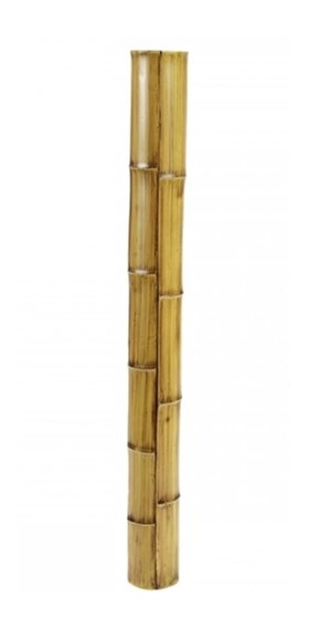 Coluna PU New Wall 60cm x 25cm Bamboo Giant Weathered