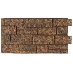 Painel New Wall Cut Granite 1.20x60cm - Tan