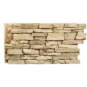 Painel New Wall Ledgestone Select 1.20x60cm - Light Tan