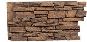 Painel New Wall Ledgestone Select 1.20x60cm - Tan
