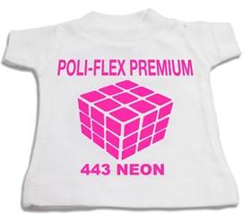 Transfer Premium neon ss 443 0,25x1m poli tape rosa